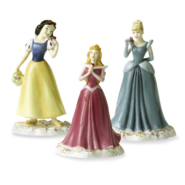 figurines by royal doulton disney classic princess figurines by royal
