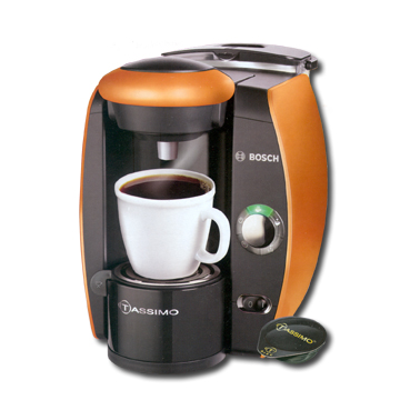 Bosch Coffee Maker Perfect Cup of Coffee